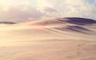 沙漠戈壁风景图片(13张)