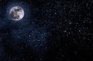 璀璨的星空夜景图片(18张)