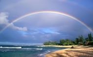 唯美彩虹图片(7张)