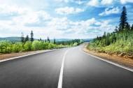 公路风景图片(15张)