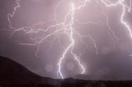 可怕的闪电图片(13张)