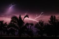 恐怖的闪电图片(13张)