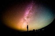 神秘的星空图片(20张)