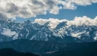雪山风景图片(6张)