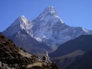 喜马拉雅山图片(13张)