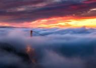 壮观的云海图片(10张)