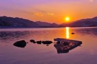 日落图片(5张)