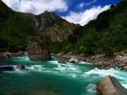 尼洋河风景图片(12张)