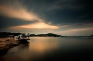宁静的海湾风景图片(10张)