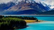 唯美山峰自然风景图片(10张)