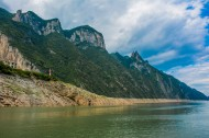 长江巫峡神女溪风光图片(7张)