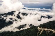 美丽的云海图片(7张)