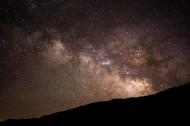 美丽的星空银河图片(25张)