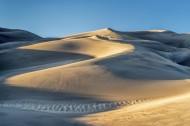 一望无际的沙漠图片(14张)
