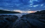 寂静的海边图片(9张)