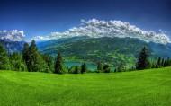 美丽的草原风景图片(13张)