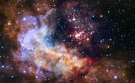 浩瀚宇宙星云图片(15张)