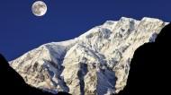 雄伟的喜马拉雅山脉图片(9张)