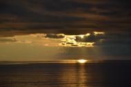 印度洋落日风景图片(15张)