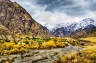 山里的秋色风景图片(9张)