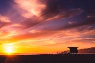 唯美的夕阳图片(10张)