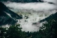 浓雾弥漫的景色图片(12张)