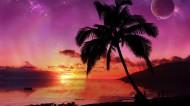阳光折射绚丽风景图片(19张)