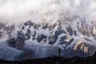 美丽的雪山景色图片(10张)
