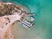 精美航拍岛屿图片(10张)