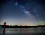 繁星点点的夜空图片(14张)
