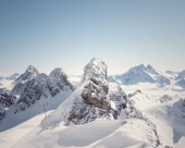壮阔的雪山图片(8张)