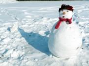 冬季可爱雪人图片(22张)