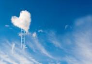 天空白云创意图片(9张)