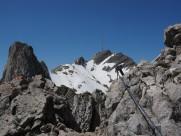 阿尔卑斯山徒步登山图片(11张)