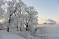 唯美的雾凇图片(14张)