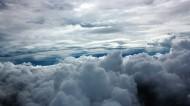 天空云层云海风景图片(8张)