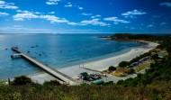 美丽的海湾风光图片(11张)