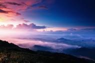 唯美火烧云风景图片(6张)