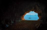 神秘的洞穴图片(13张)