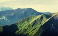 山脉山峰山顶风景图片(12张)