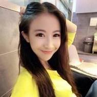 高颜值韩系养眼美女自拍微信头像图片